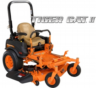 Zero Turn Mowers Scag Tiger Cat SS